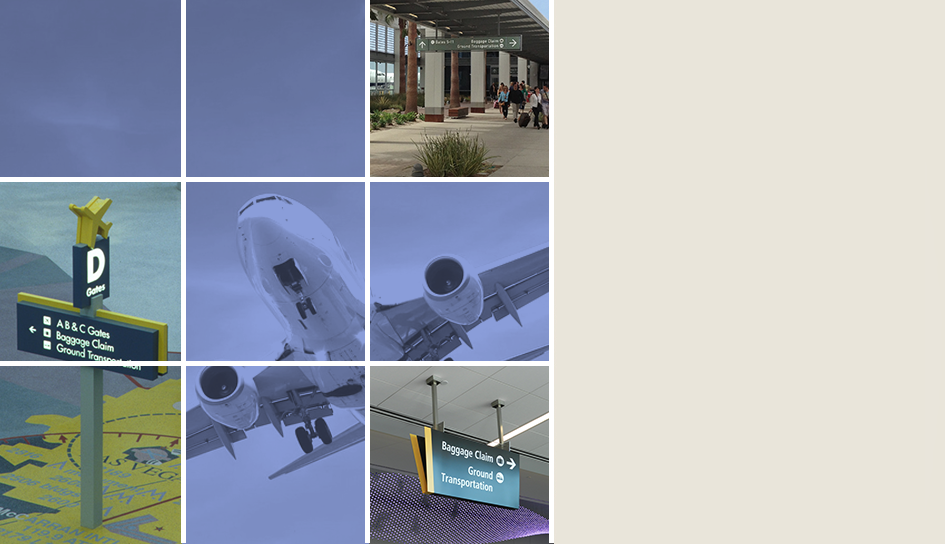 Aviation Signage and Wayfinding